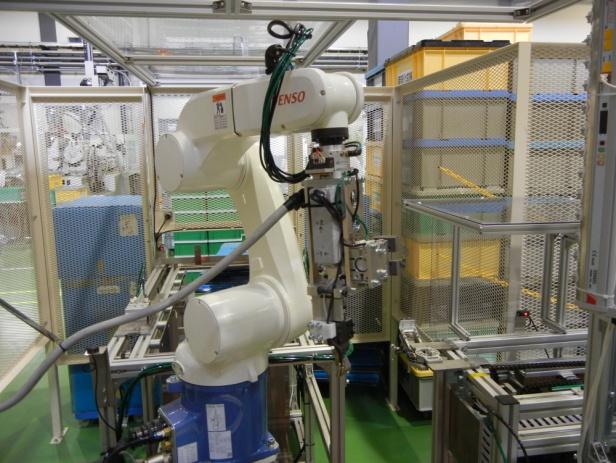 デンソー製 アームロボット